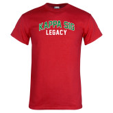 Red T Shirt-Legacy