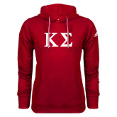 Adidas Climawarm Red Team Issue Hoodie-Kappa Sigma - Greek Letters