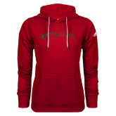 Adidas Climawarm Red Team Issue Hoodie-Arched Kappa Sigma