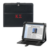Deluxe Black iPad Stand-Kappa Sigma - Greek Letters - 2 Color