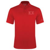 Columbia Red Omni Wick Drive Polo-Kappa Sigma - Greek Letters - 2 Color