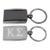 Corbetta Key Holder-Kappa Sigma - Greek Letters - Engraved