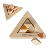 Perplexia Master Pyramid-Kappa Sigma Flat Engraved