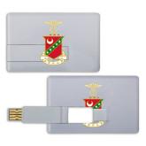 Card USB Drive 4GB-Crest