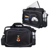 Hive Checkpoint Friendly Black Compu Case-Crest