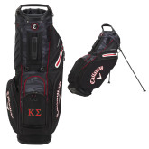 Callaway Hyper Lite 5 Camo Stand Bag-Kappa Sigma - Greek Letters - 2 Color