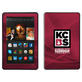 Kindle Fire Skin-Kansas City Barbeque Society
