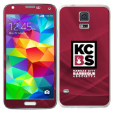 Galaxy S5 Skin-Kansas City Barbeque Society