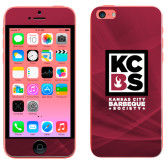iPhone 5c Skin-Kansas City Barbeque Society