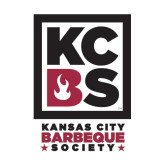 Medium Decal-Kansas City Barbeque Society, 8in tall