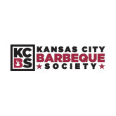 Medium Decal-Kansas City Barbeque Society Flat, 8in wide