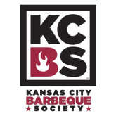 Extra Large Decal-Kansas City Barbeque Society, 18in tall