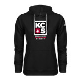 Adidas Climawarm Black Team Issue Hoodie-Kansas City Barbeque Society