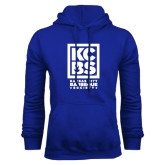 Royal Fleece Hoodie-Kansas City Barbeque Society