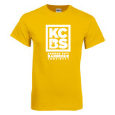 Gold T Shirt-Kansas City Barbeque Society