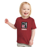 Toddler Cardinal T Shirt-Kansas City Barbeque Society