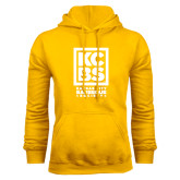 Gold Fleece Hoodie-Kansas City Barbeque Society