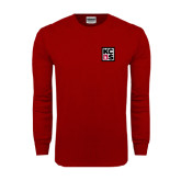 Cardinal Long Sleeve T Shirt-KCBS