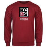Cardinal Fleece Crew-Kansas City Barbeque Society