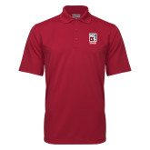 Cardinal Mini Stripe Polo-KCBS Certified Barbecue Judge