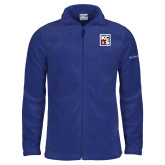 Columbia Full Zip Royal Fleece Jacket-KCBS