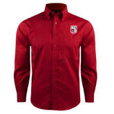 Red House Red Long Sleeve Shirt-KCBS Contest Rep
