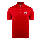 Red Dry Mesh Polo-KCBS Contest Rep