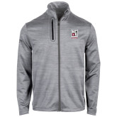 Callaway Stretch Performance Heather Grey Jacket-Kansas City Barbeque Society
