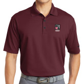 Nike Golf Dri Fit Cardinal Micro Pique Polo-Kansas City Barbeque Society