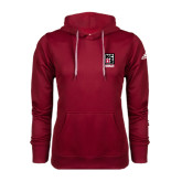 Adidas Climawarm Cardinal Team Issue Hoodie-Kansas City Barbeque Society