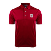 Cardinal Dry Mesh Polo-KCBS Certified Barbecue Judge
