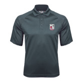 Charcoal Dri Mesh Pro Polo-Kansas City Barbeque Society
