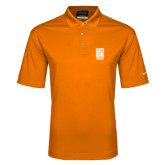 Nike Golf Dri Fit Orange Micro Pique Polo-Kansas City Barbeque Society