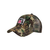 Camo Pro Style Mesh Back Structured Hat-KCBS
