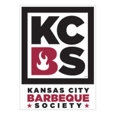 Extra Large Magnet-Kansas City Barbeque Society, 18in tall