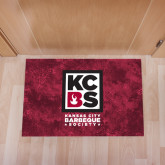 Full Color Indoor Floor Mat-Kansas City Barbeque Society
