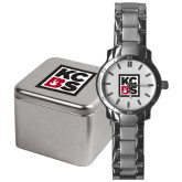 Mens Stainless Steel Fashion Watch-KCBS