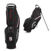 Callaway Hyper Lite 5 Black Stand Bag-Kansas City Barbeque Society