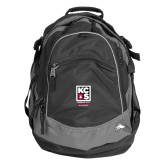 High Sierra Black Titan Day Pack-Kansas City Barbeque Society