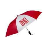 Kansas City Barbeque Society Red/White Umbrella-