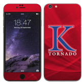 iPhone 6 Plus Skin-K Tornado