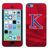 iPhone 5c Skin-K Tornado