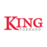 Small Decal-King Tornado, 6 in Wide