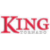 Extra Large Decal-King Tornado, 18 in Wide