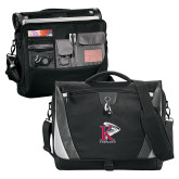Slope Black/Grey Compu Messenger Bag-K Tornado w/Tornado