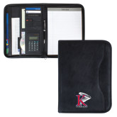 Insight Black Calculator Padfolio-K Tornado w/Tornado