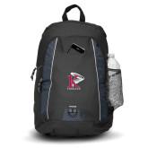 Impulse Black Backpack-K Tornado w/Tornado
