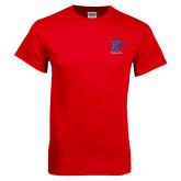 Red T Shirt-K Tornado w/Tornado