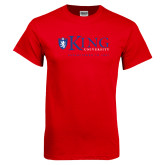 Red T Shirt-King University