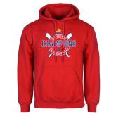 Red Fleece Hoodie-2018 Softball Champions